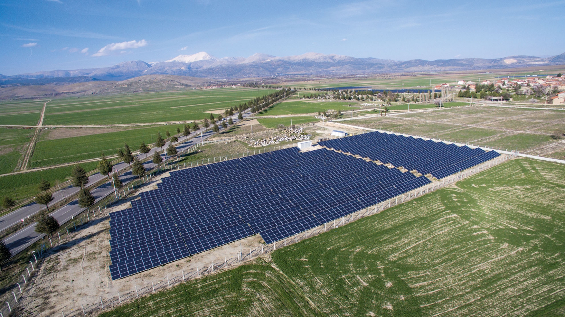 Isparta GES [1.080 kWp]